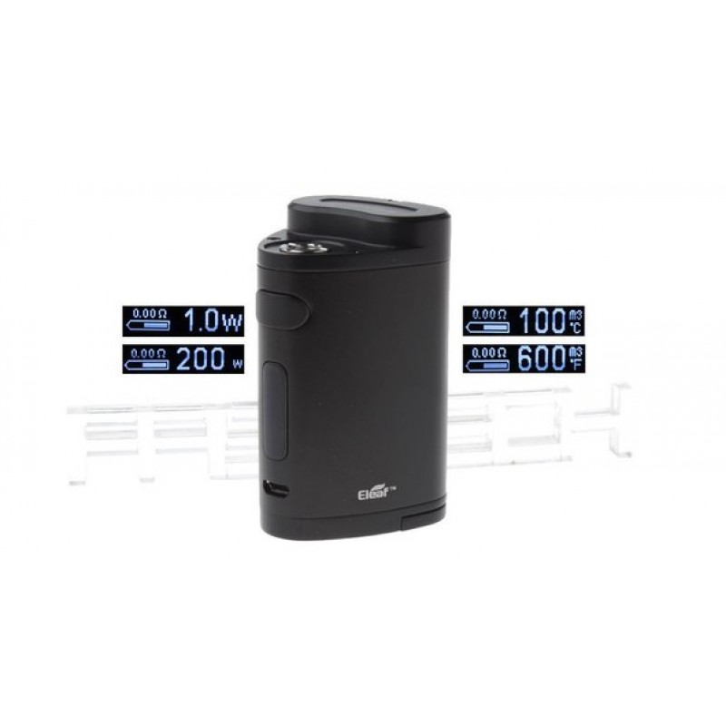 Бокс-мод Eleaf Pico Dual Mod 200W TC (Original)