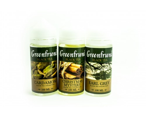 Жидкость GREENFRiEND 100ml ORiGiNAL