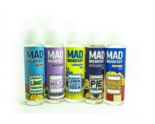 Жидкость Mad Breakfast 60ml ORiGiNAL