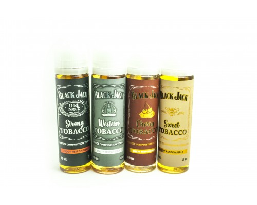 Жидкость Black Jack 60ml ORiGiNAL